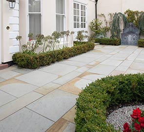 Quality Paving The Gardens